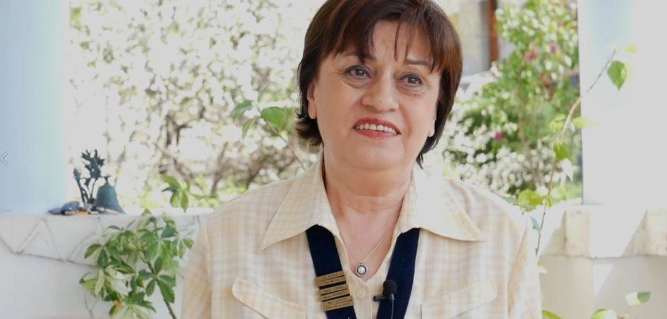 De vorba cu guvernatorul oradean al Kiwanis Romania, Iuliana Pacurar. Video