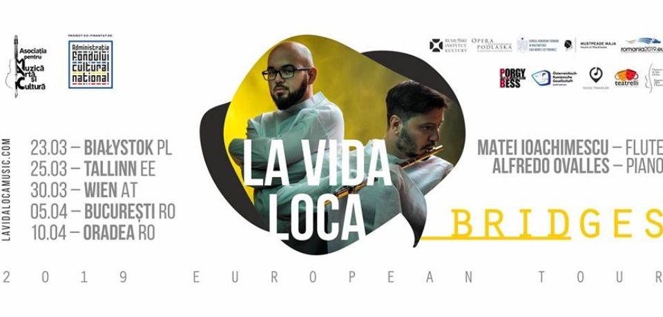 """Spectacolul eveniment """"La vida loca"""" ajunge la Oradea"""