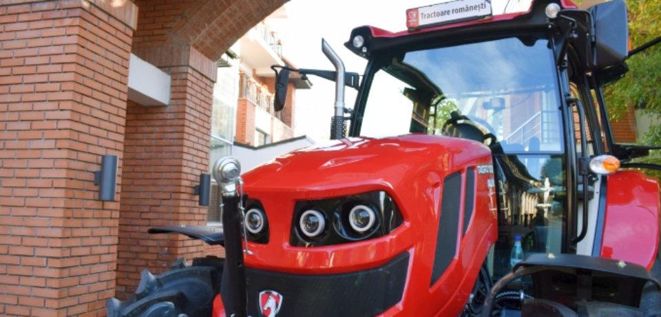 Tractorul Tagro, 100% românesc, disponibil din vară