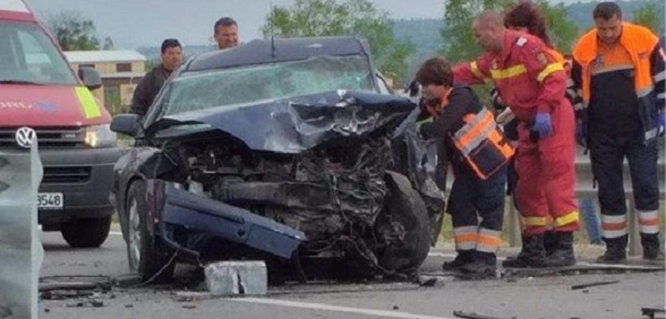 Precizări ale IPJ Bihor legate de accidentul mortal de marţi, de pe DN 76
