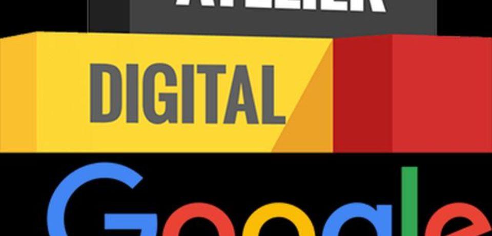 """Proiect educaţional gratuit """"Google Atelierul Digital"""", în perioada aprilie-august 2019"""