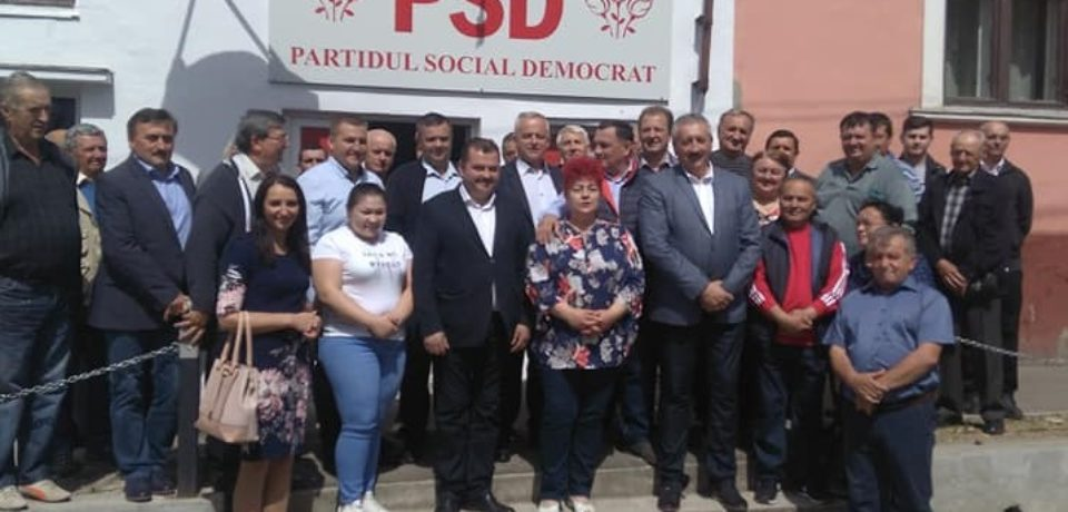 Deputatul Ioan Sorin Roman și-a inaugurat cabinet parlamentar la Tinca