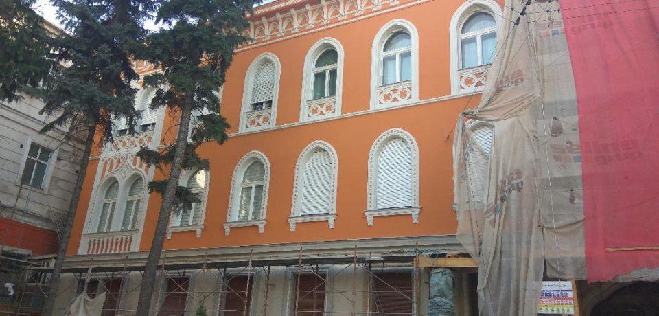"""""""Casa Venețiană"""" îşi va recăpăta frumusețea de odinioară"""
