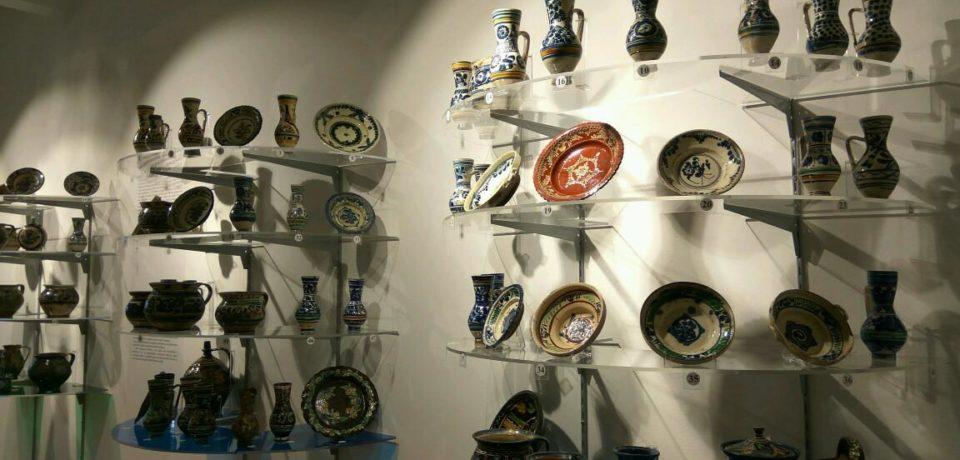 Intersectarea paralelelor. Memoria ceramicii populare maghiare