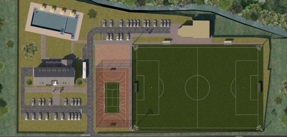 Complex sportiv în Pădurea Neagră, cu fonduri de la Consiliul Județean Bihor