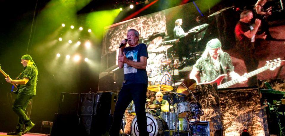 Deep Purple se întoarce în România. Va concerta la Cluj-Napoca