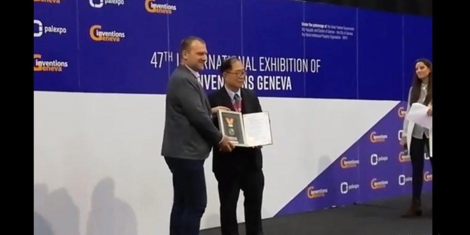 Un inginer oradean a fost premiat la Salonul Internațional de Invenții de la Geneva. VIDEO