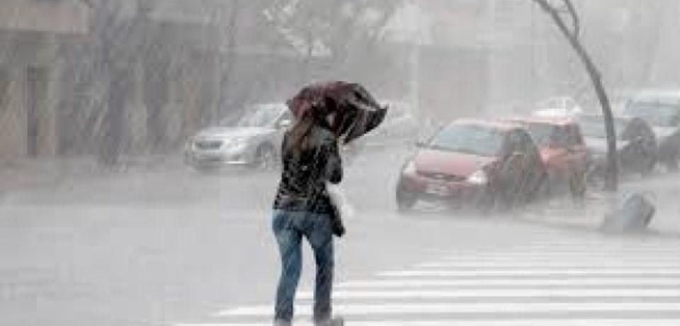 Atenţionare cod galben de ploi. Vizează şi Bihorul