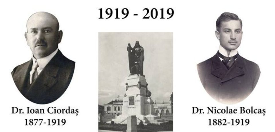 In memoriam, Dr. Ioan Ciordaş şi Dr. Nicolae Bolcaş
