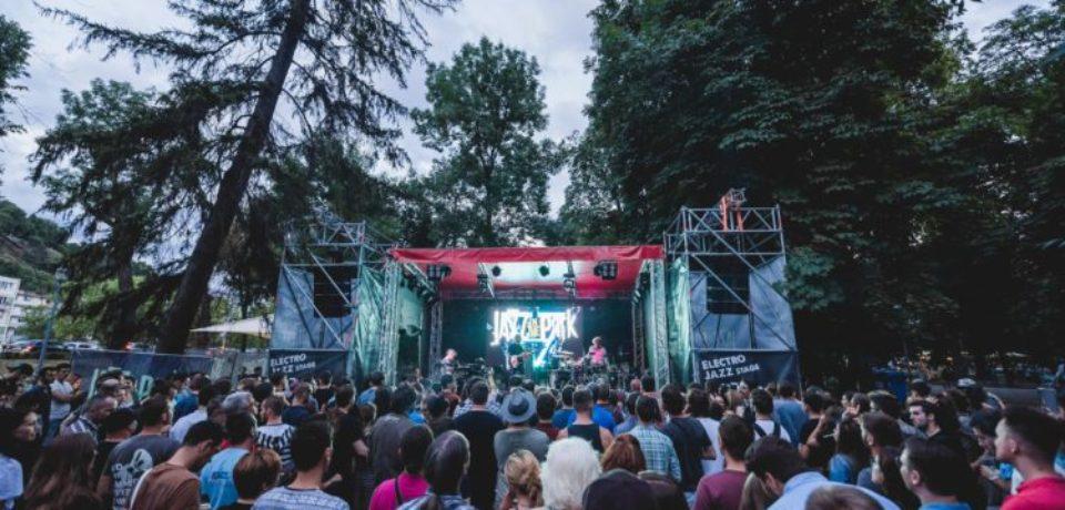 Concurs Internaţional Jazz in the Park. Accesul la concerte este liber