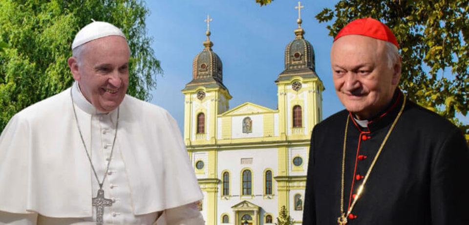 Site oficial pentru vizita Papei Francisc la Blaj