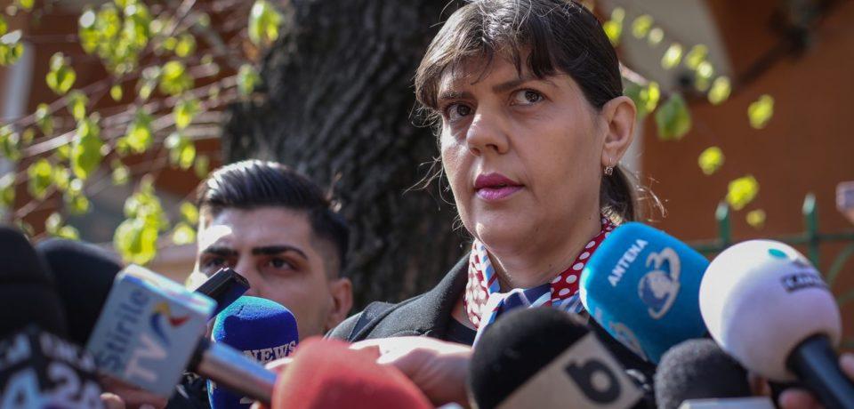 Fosta șefă a DNA, Laura Codruţa Kovesi are voie să iasă din țară