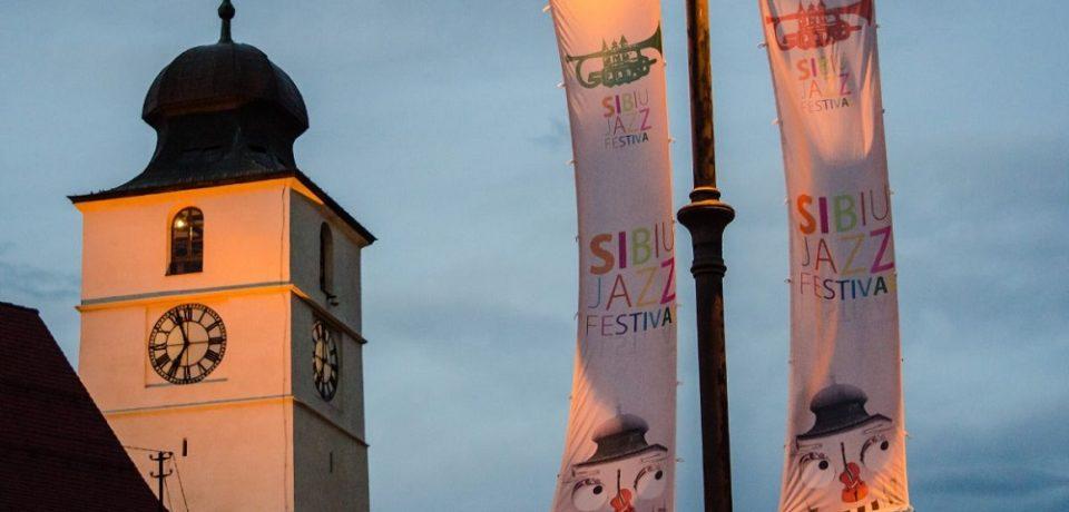 Piata Mare din Sibiu devine cea mai mare sala de concerte jazz, cu intrare gratuita