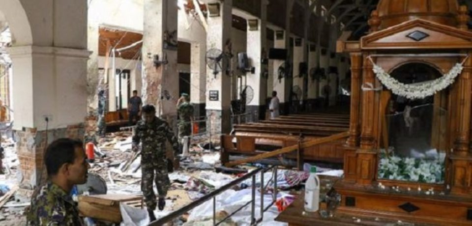 MASACRU în duminica Paştelui catolic, în Sri Lanka. MAE va constitui o celulă de criză