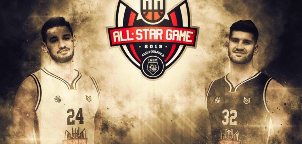 Start vot pentru All Star-ul baschetului masculin 2019