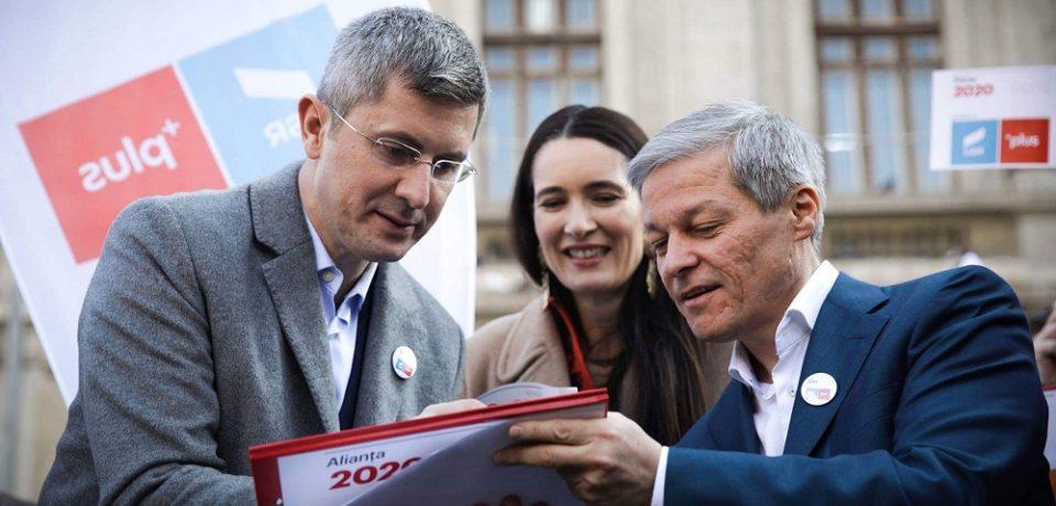 Manifestul Alianței 2020 USR PLUS pentru Europa viitorului