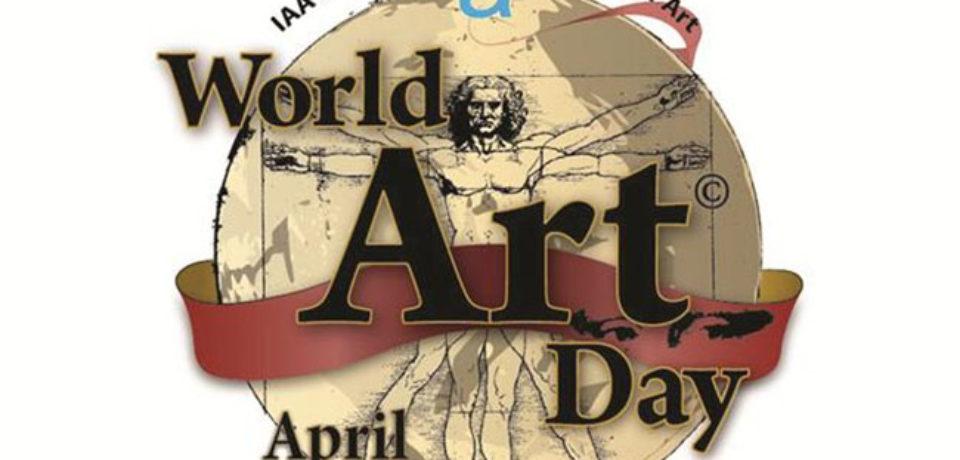 15 aprilie, Ziua mondială a artei