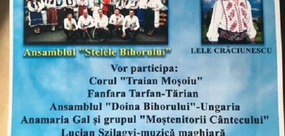 A XV-a ediție a Zilei satului TĂRIAN. Comunicat