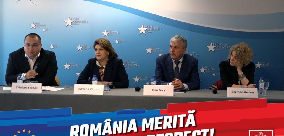 Votezi PSD, votezi pentru România!