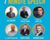"""""""7 minute speech pentru studenți"""", eveniment organizat de Universitatea Oradea. Vezi cine sunt invitații"""