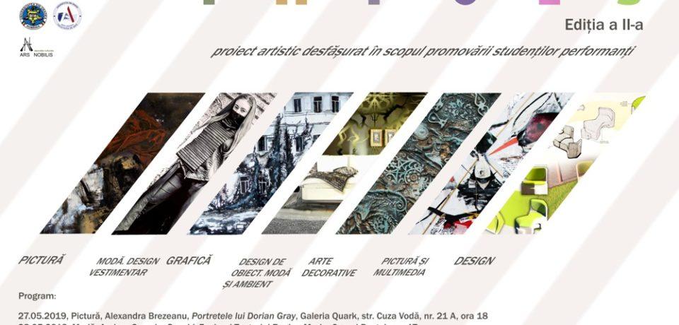 Proiectul Impuls – Maraton expozițional la Oradea
