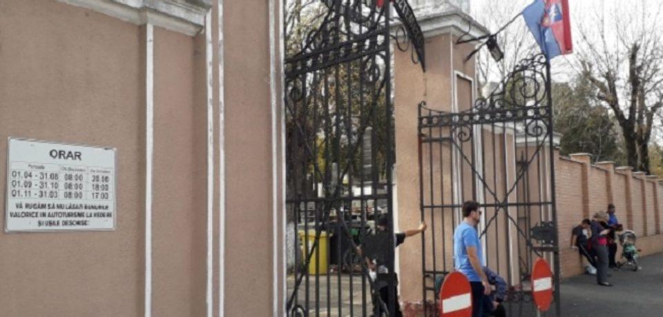 Duminică, 5 mai, accesul auto în Cimitirul Municipal Rulikowski va fi interzis