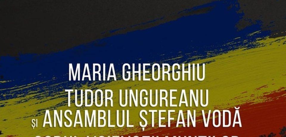 """""""Scrisoare pentru România Mare"""", concert gratuit la Oradea"""