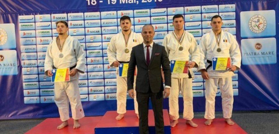 Daniel Matei de la CSM Oradea a triumfat în Cupa României la judo seniori