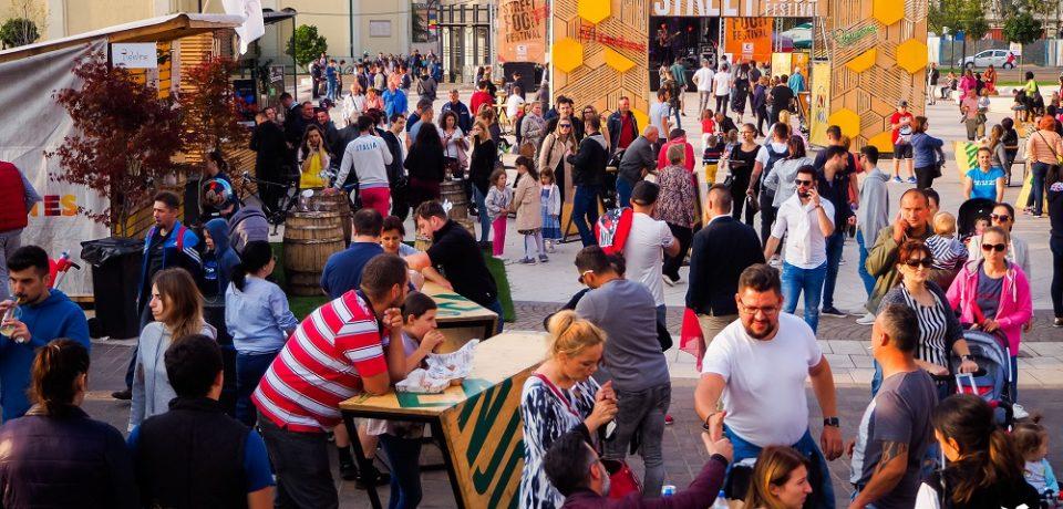Street FOOD Festival te invită să iei parte la o călătorie culinară senzațională în Cetatea Oradea