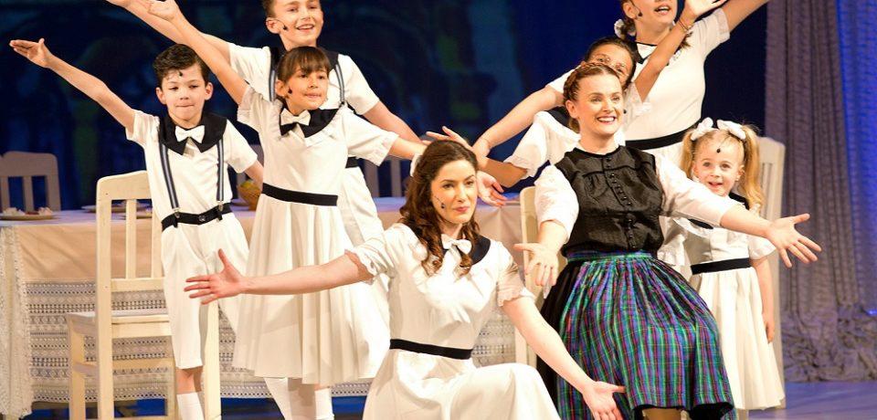 Un nou musical la Teatrul Regina Maria: Sunetul Muzicii, o calatorie magica in taramul copilariei