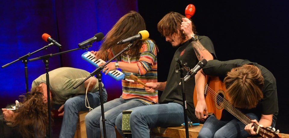 Ada Milea revine în Oradea cu un Concert'n 4