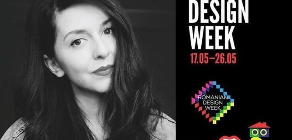 O tânara orădeancă își prezintă colectia de modă la Romanian Design Week