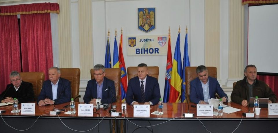 Investiţii de peste 52 milioane lei în domeniul gospodăririi apelor şi pădurilor, în Bihor