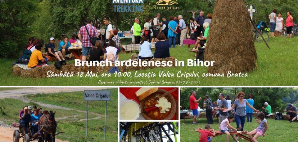 Invitaţie la primul ospăț în aer liber din acest an din Pădurea Craiului