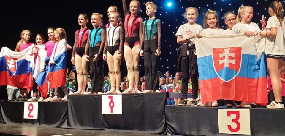 3 titluri mondiale pentru Academia Ars Nova Oradea la DanceStar World Finals – Croatia