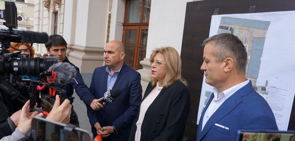 Comisarul european Corina Crețu: Oradea este un exemplu nu numai pentru România, ci și pentru UE