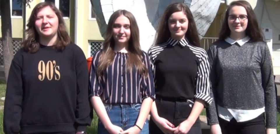 Proiectul realizat de patru eleve din Oradea, în semifinala internațională Technovation