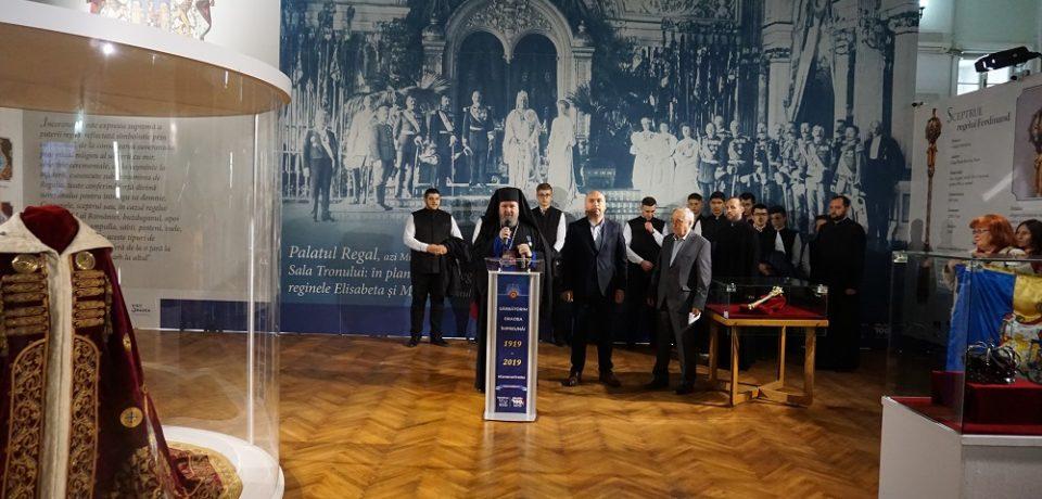 Timp de trei zile, orădenii pot admira o parte din istoria României în Sala Mare a Primăriei Oradea