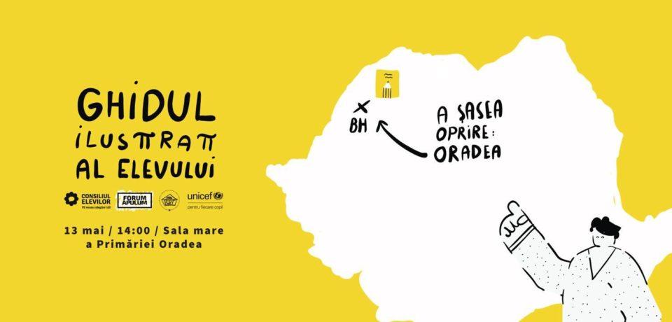Lansarea Ghidului ilustrat al elevului și promovarea modelelor de succes
