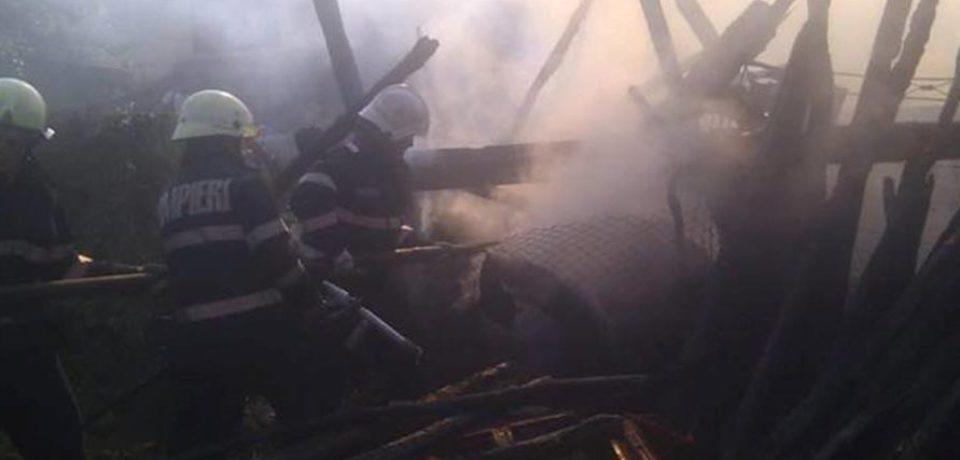 Atenție la instalațiile electrice! Incendii de natură electrică în Ștei și Arpășel. Comunicat