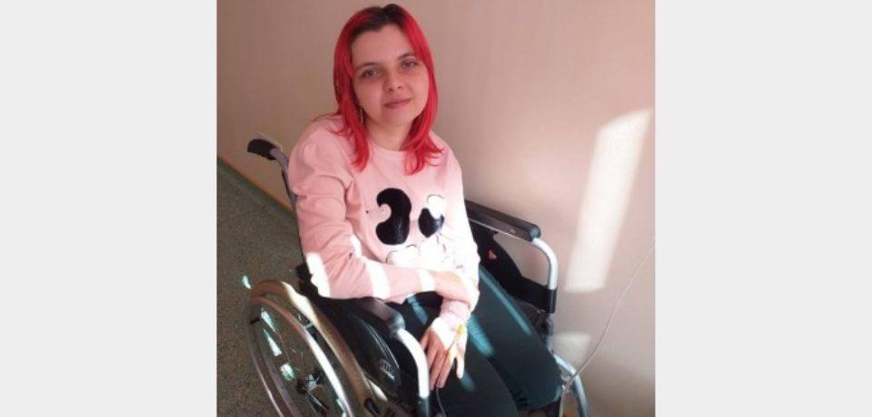 O tânără din Oradea are nevoie de ajutor. Să fim împreună, alături de Luminița!