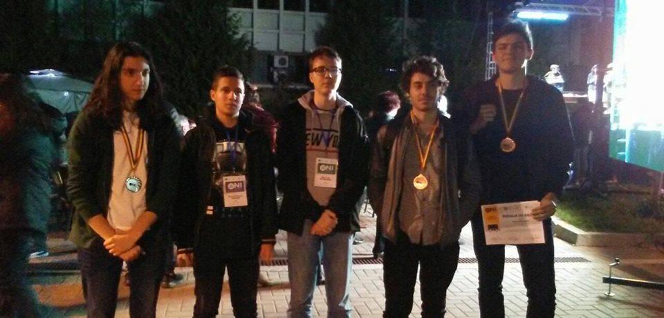 """Felicitări lotului de informatică de la """"Gojdu"""" pentru rezultatele la Olimpiada Națională de Informatică 2019!"""