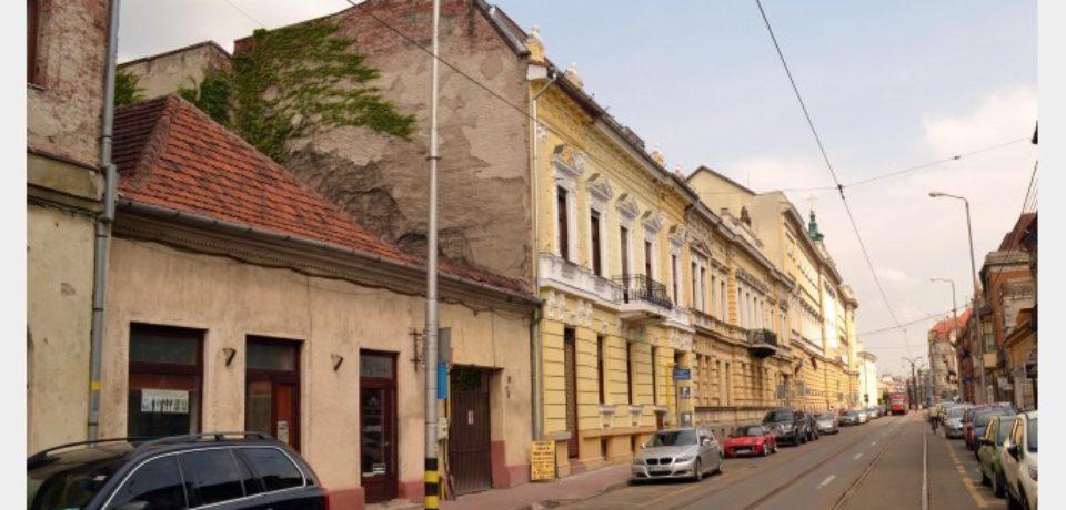 Consilierii locali din Oradea au aprobat studiul pentru zona centrală