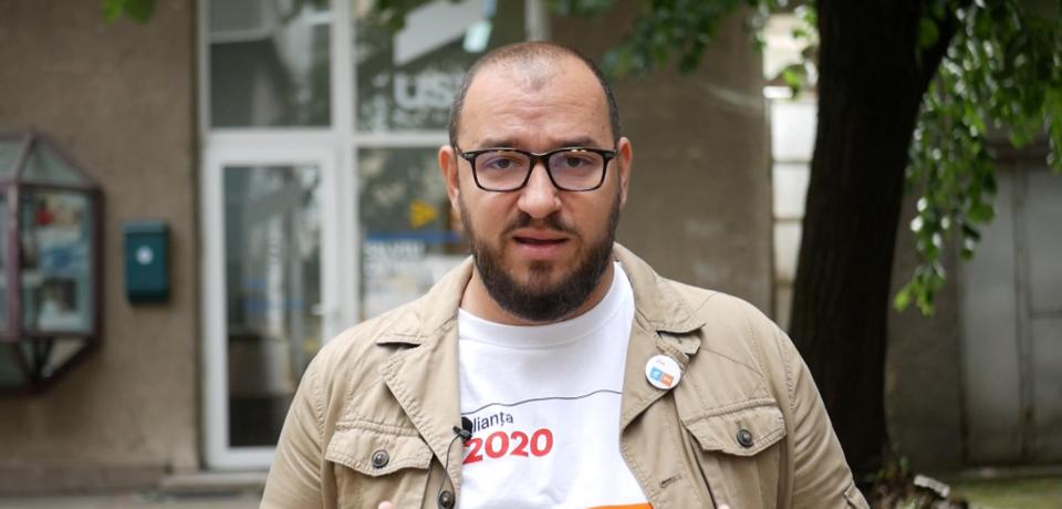 Silviu Dehelean, deputat USR Bihor: 3 motive ca să mergi la vot