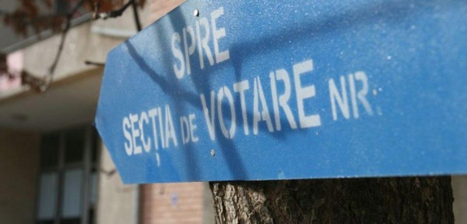 Primăria Oradea a anunţat noi modificări ale secţiilor de votare