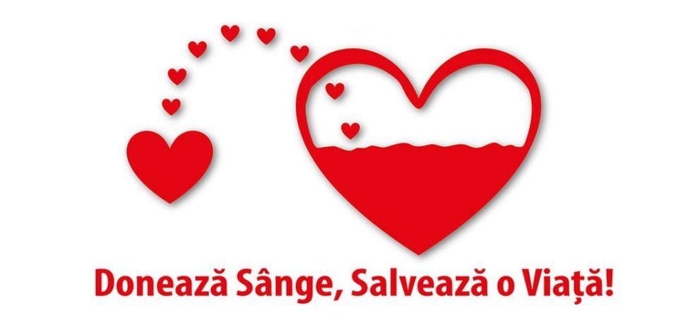 14 iunie, Ziua Mondială a Donatorilor de Sânge. Salvează vieți!