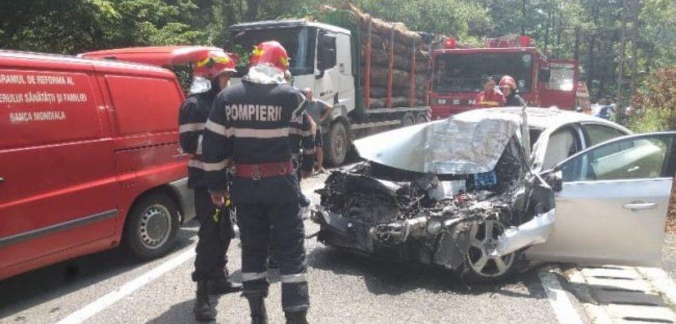 Grav accident rutier în localitatea bihoreană Peștiș