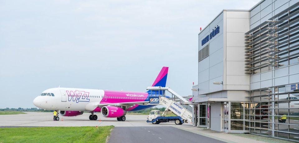 Primaria Debrecen va mari capacitatea aeroportului din oras : o noua pista, magazine si mai multe locuri de parcare
