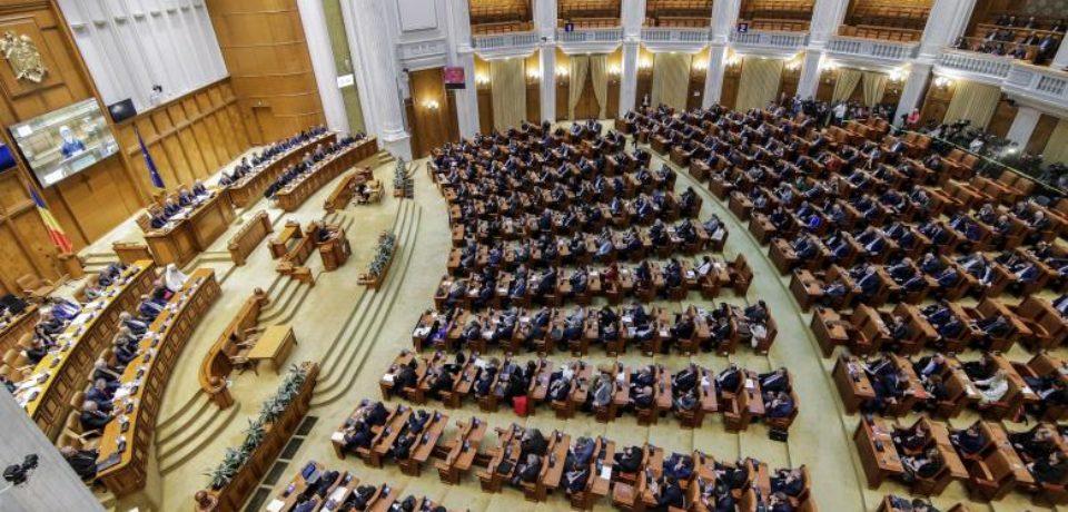 Luni este dezbătută Legea Pensiilor în Camera Deputaţilor