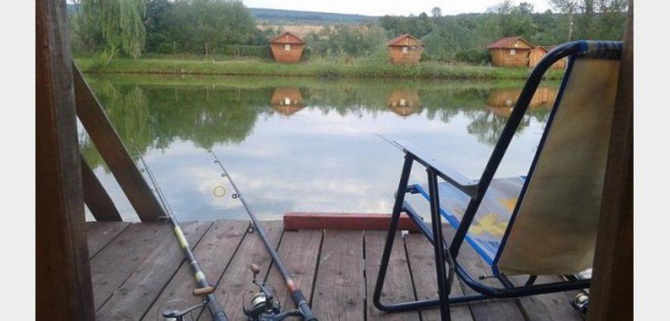 Concurs de pescuit la acumularea de la Leș